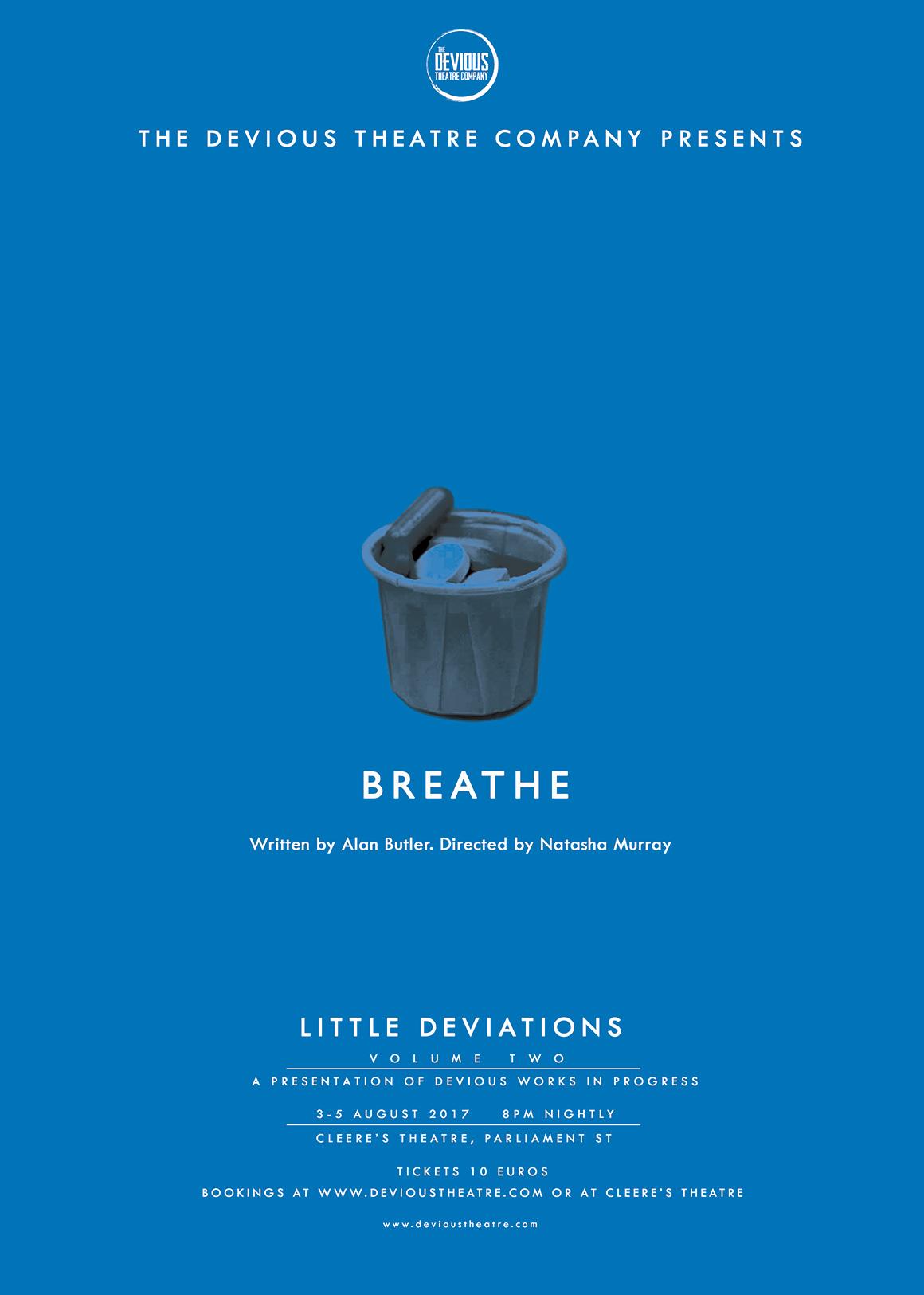 Little Deviation #2: Breathe