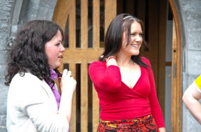 Church Shoot – Mairead and Ciara
