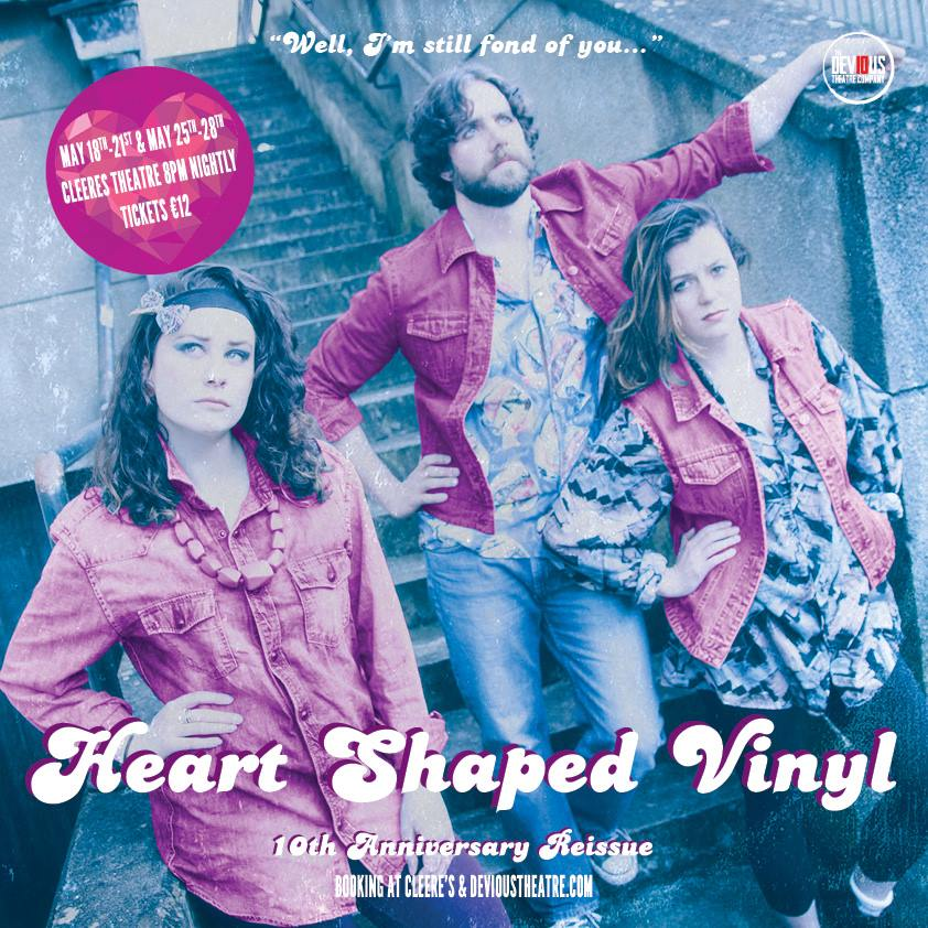 Heart Shaped Vinyl – 1980's