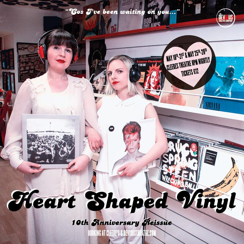 Heart Shaped Vinyl – 2010's