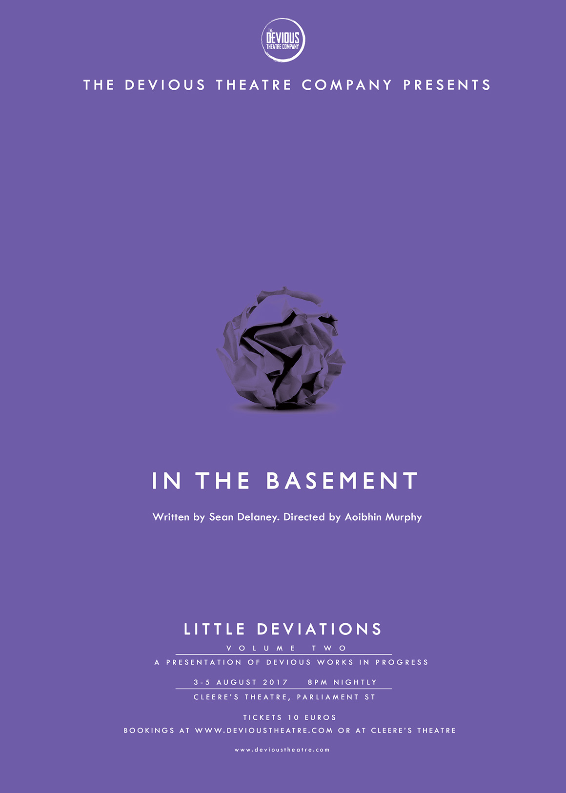 Little Deviation #3: In The Basement