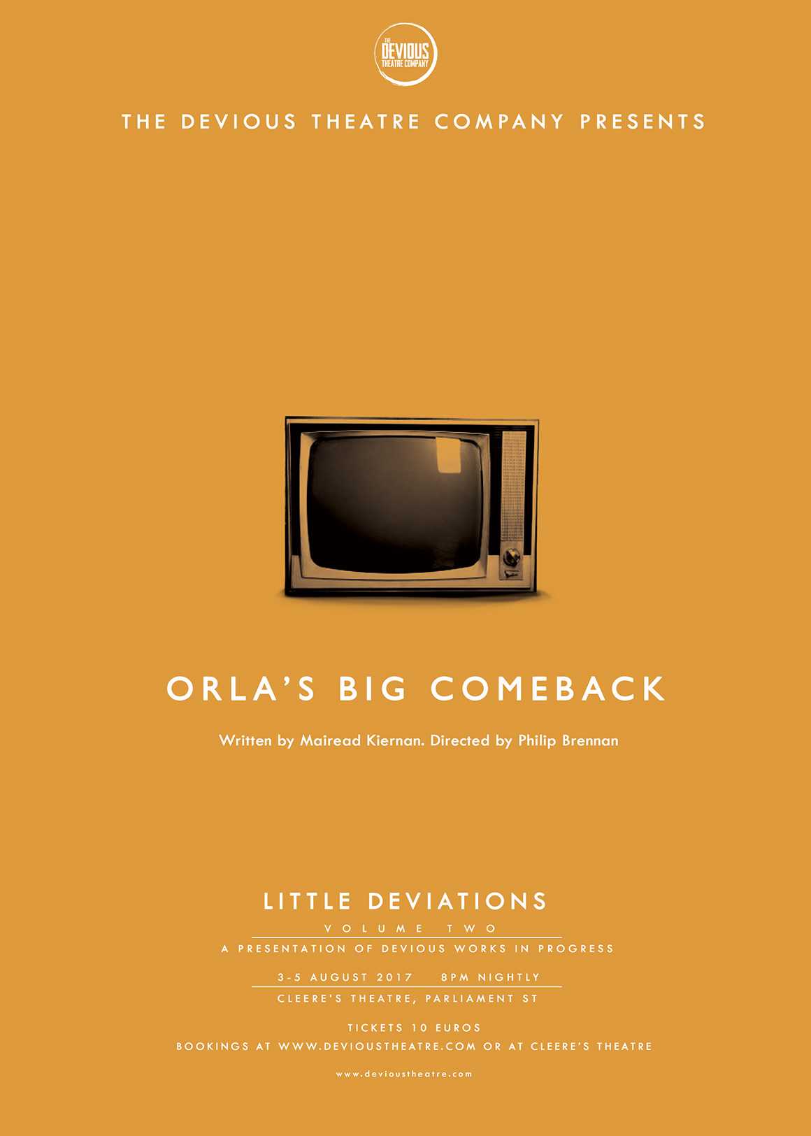 Little Deviation #4: Orla's Big Comeback