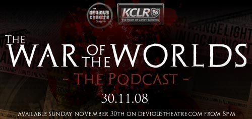 The War Of The Worlds Podcast