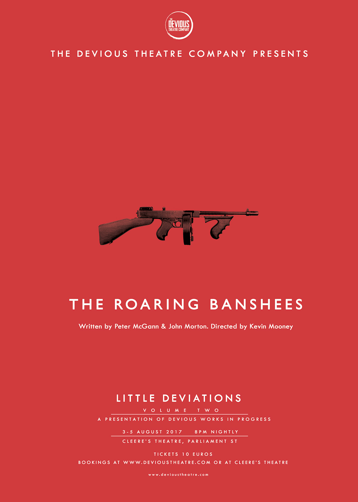 Little Deviation #5: The Roaring Banshees