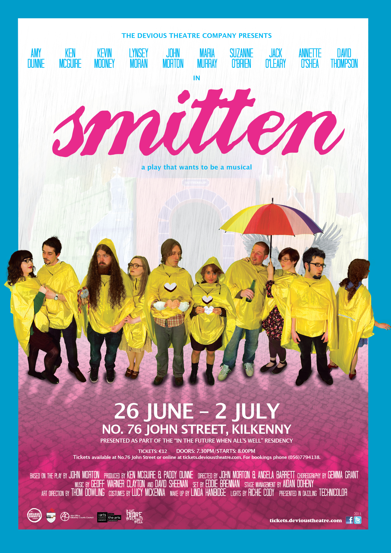 Smitten Main Poster
