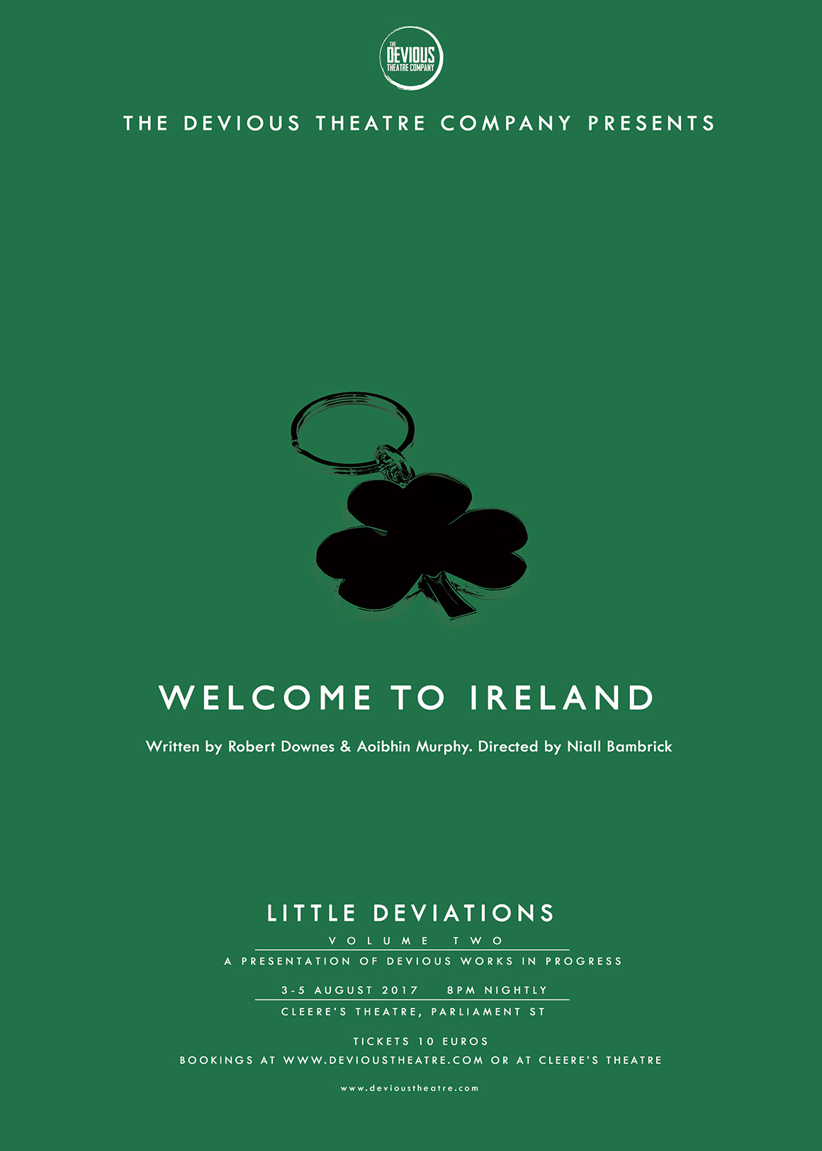 Little Deviation #6: Welcome To Ireland
