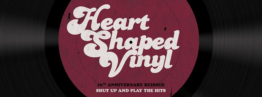 Heart Shaped Vinyl