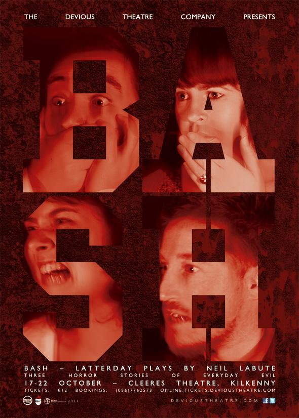 Bash Final Poster