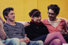 Eamon, Laura, David