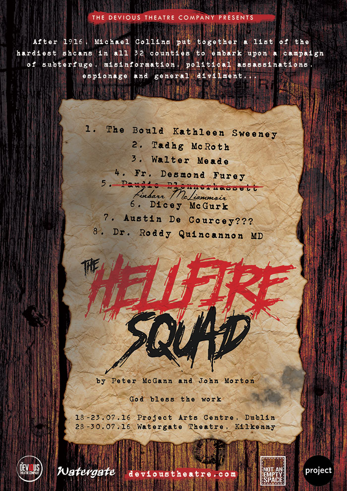 Devious 10: The Hellfire Squad