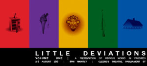 Little Deviations 2013