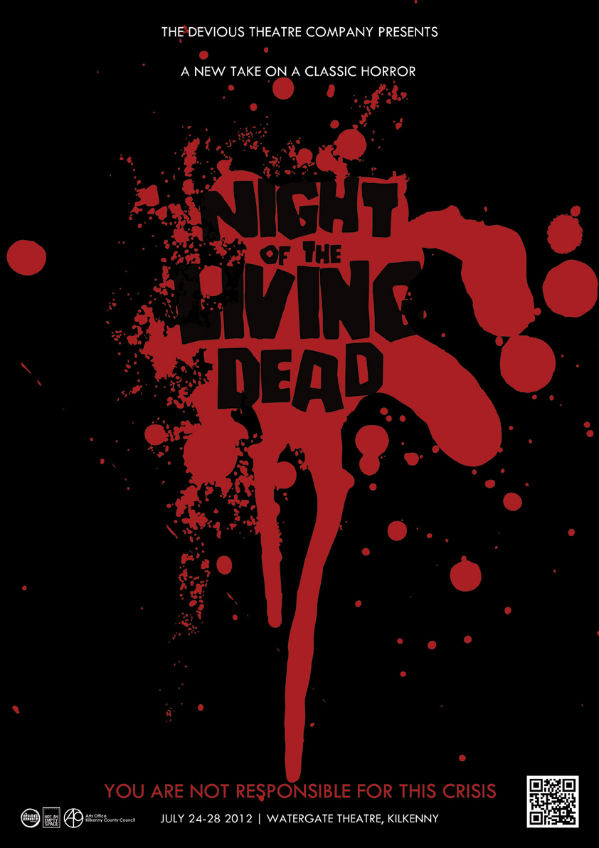 Announcing Night Of The Living Dead