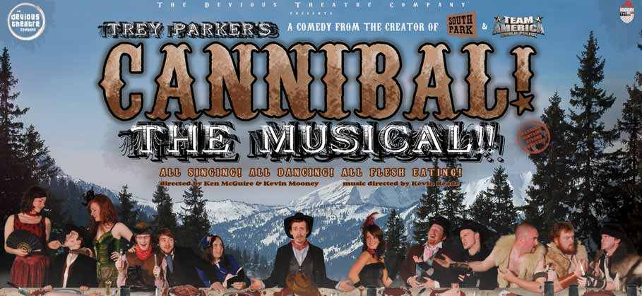 Cannibal! The Musical!! (2007)