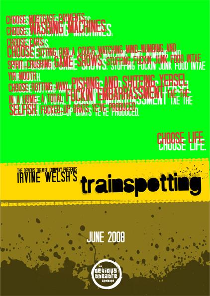 Trainspotting Announcement