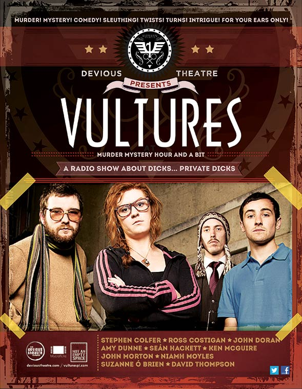 The Vultures Murder Mystery Hour And A Bit