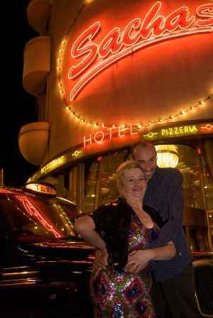 Susan & Darren 1