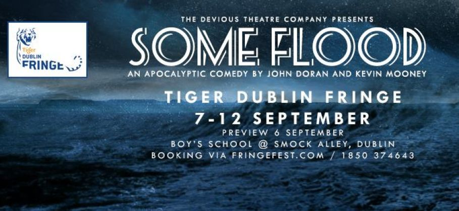 Buy your tickets for Some Flood!