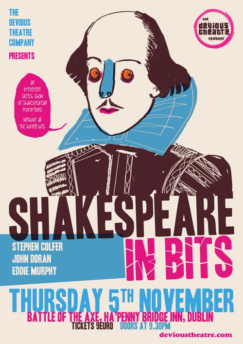 Shakespeare In Bits, Dublin