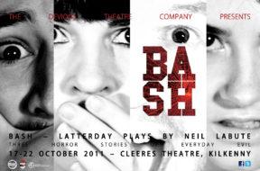 Bash concept poster