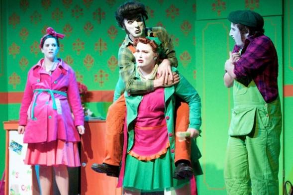 CPWP On Stage - Luigi on Antonia