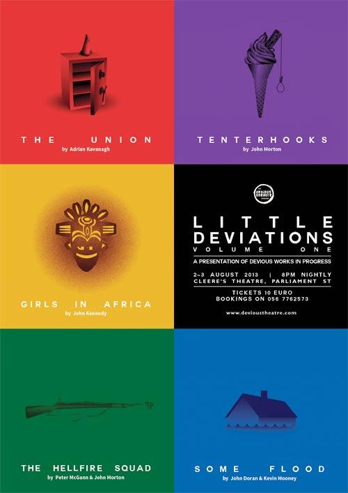 Little Deviations Volume 1