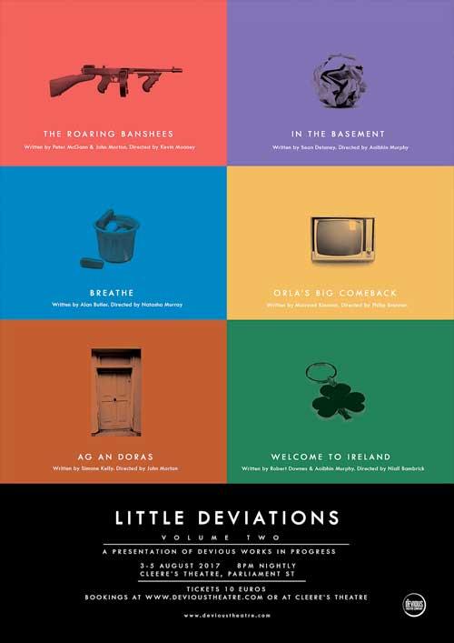 Devious Theatre: Little Deviations Volume 2