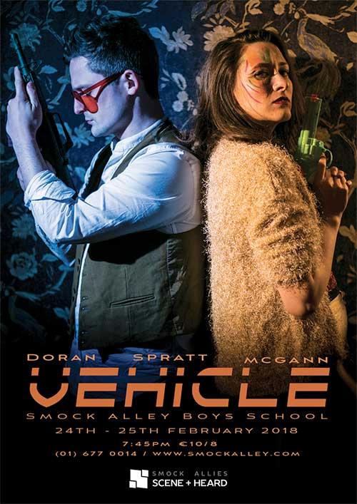 Devious Theatre: Vehicle