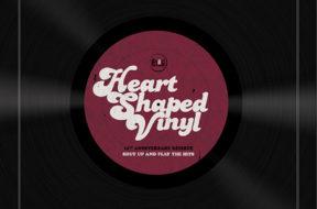 Heart Shaped Vinyl